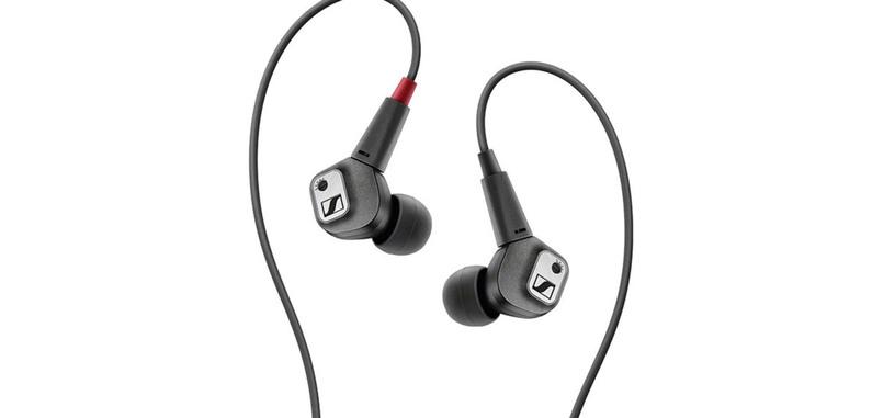 Los nuevos auriculares de botón IE 80 S de Sennheiser están hechos para audiófilos