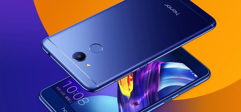 Huawei presenta los Honor V9 Play y Honor 6 Play, modelos económicos de gama media-baja
