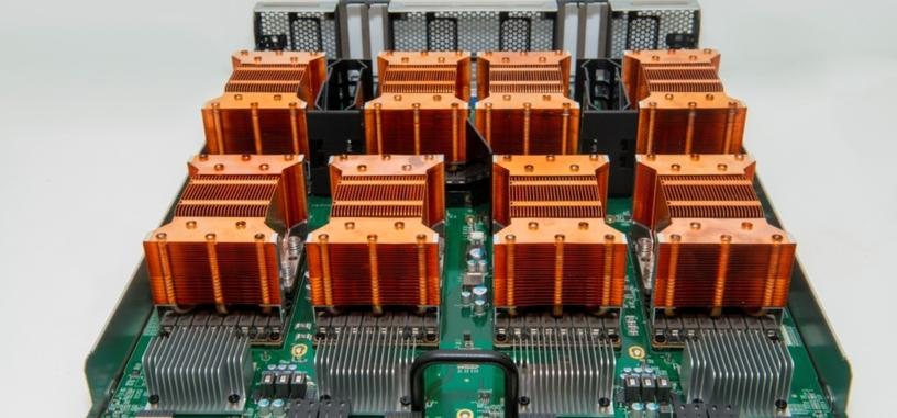 Nvidia entrega los primeros sistemas DGX con tarjetas gráficas Volta