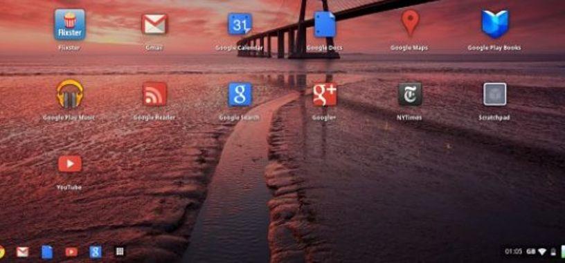Google rediseña completamente la interfaz de Chrome OS
