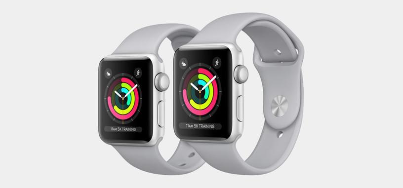 Apple presenta el Watch Series 3, más potente y con LTE integrado