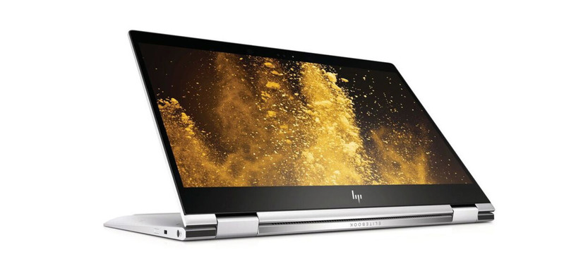 HP renueva su convertible EliteBook x360 1020 G2, pantalla SureView de 700 nits y dos TB3