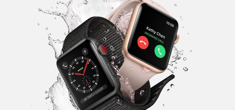 Swatch ha perdido un valor de mercado de 1000 M$ tras presentar Apple el Watch 3