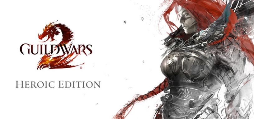 Guild Wars 2 llega a su primer aniversario con 3.5 millones de copias vendidas