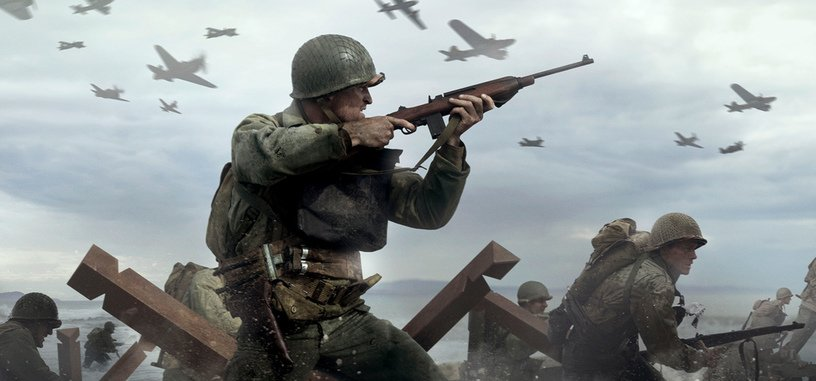 Ya hay fecha para la beta abierta en PC de 'Call of Duty WWII' y sus requisitos mínimos