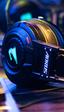 Gigabyte presenta los auriculares AORUS H5 con transductores de 50 mm de berilio