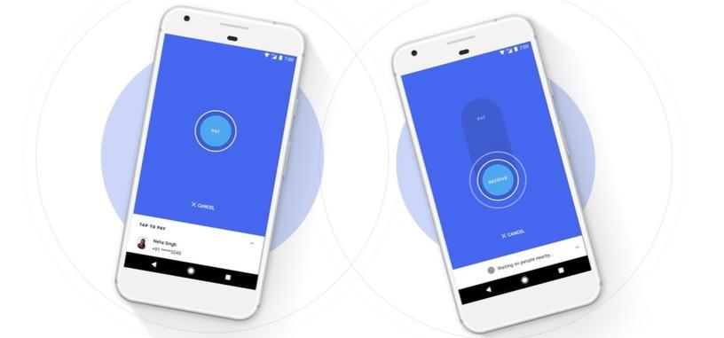 Google tiene un nuevo sistema de pago, y utiliza ultrasonidos para transferir dinero