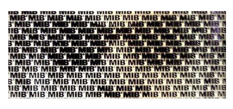 Primer cartel de Men in Black III