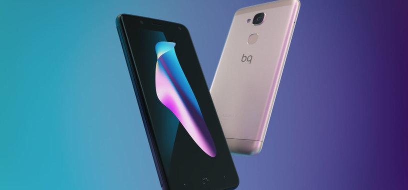 BQ presenta los teléfonos Aquaris V y U2, y anuncia los que recibirán Android 8.0 Oreo
