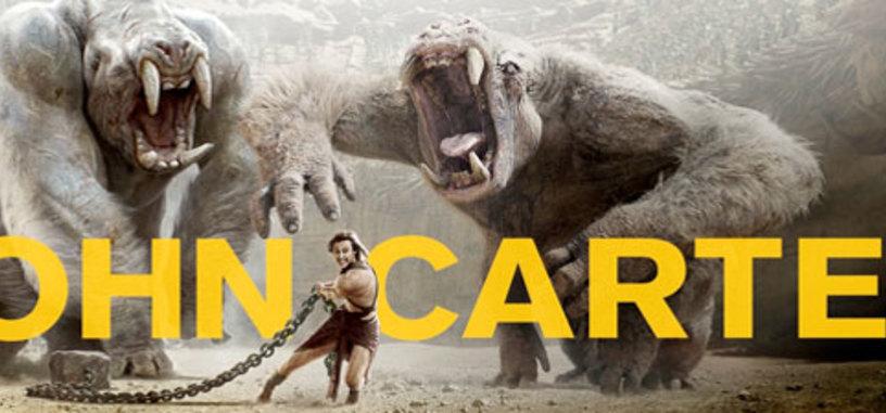 Trailer en castellano de 'John Carter'