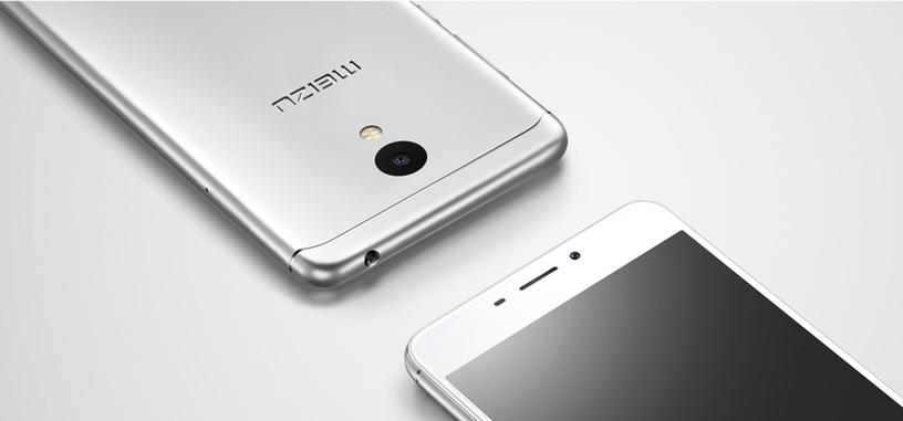 Meizu anuncia el económico M6, recurre a un MT6750 con pantalla de 5.2''