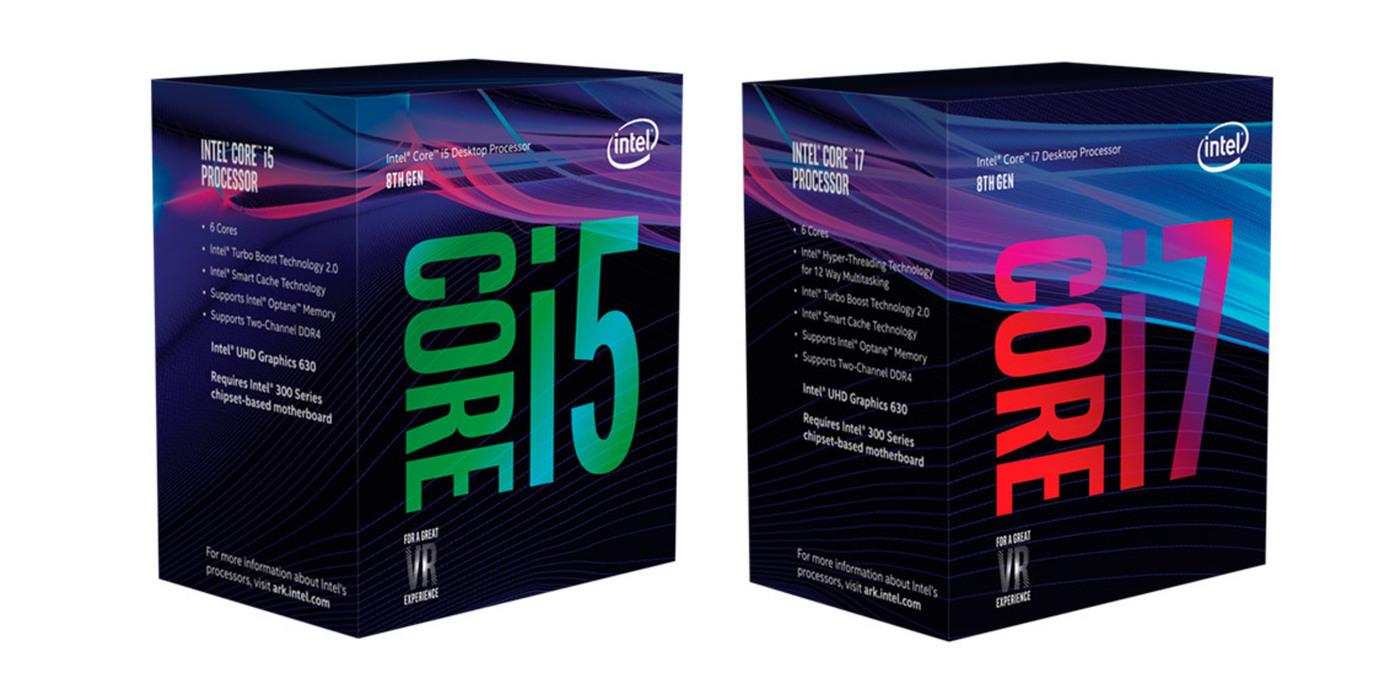 Estas Seran Las Caractersticas Definitivas De Los Coffee Lake Que Intel I3 8100 Cofeelake Series Llegan El 5 Octubre Geektopia