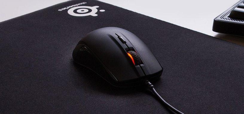 SteelSeries presenta el Rival 110, ratón de 7200 PPP e iluminación RGB