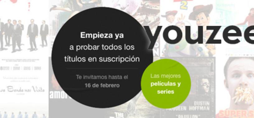 Youzee: una buena alternativa para ver películas y series online