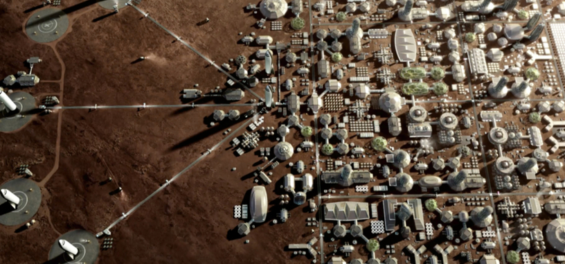 Elon Musk da más detalles de los planes de SpaceX de llegar a Marte en 2022
