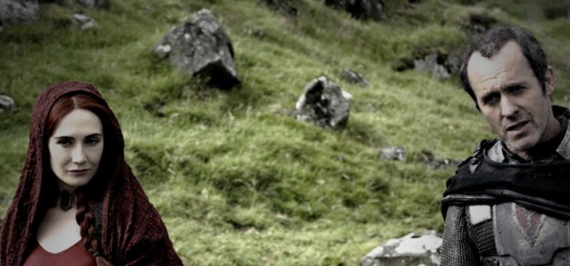 Juego de Tronos se rueda en Islandia; nuevo vídeo del rodaje de la segunda temporada