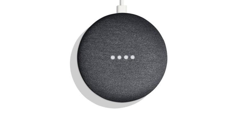 Google presenta Home Mini, un asistente personal para la casa de 49 dólares