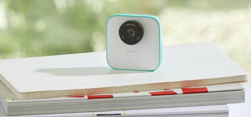 Clips es la nueva cámara de Google, y cuenta con un chip de IA