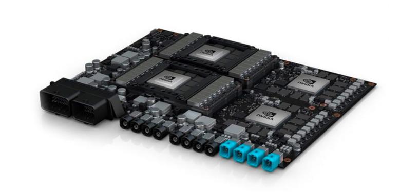 Nvidia anuncia Drive PX Pegasus, equipo para conducción autónoma de nivel 5
