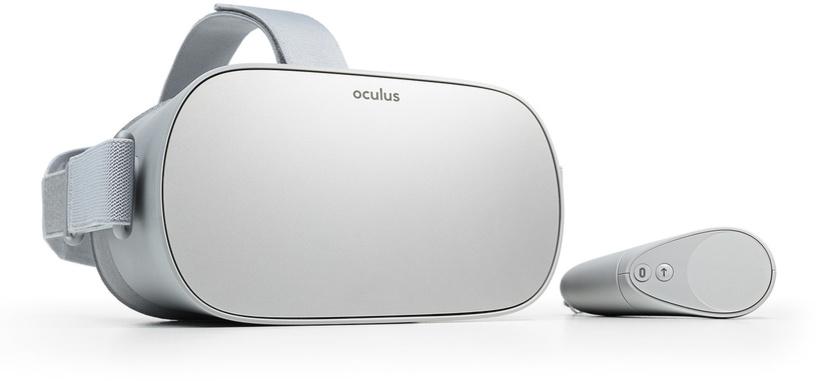 Oculus ultima el lanzamiento de Go, sus gafas autónomas de realidad virtual de 199 dólares