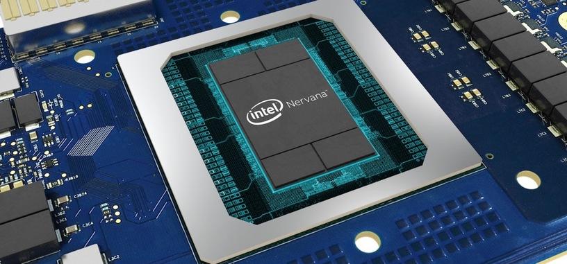 Intel desvela los procesadores neuronales NNP-T y NNP-I con hasta 32 GB de HBM2
