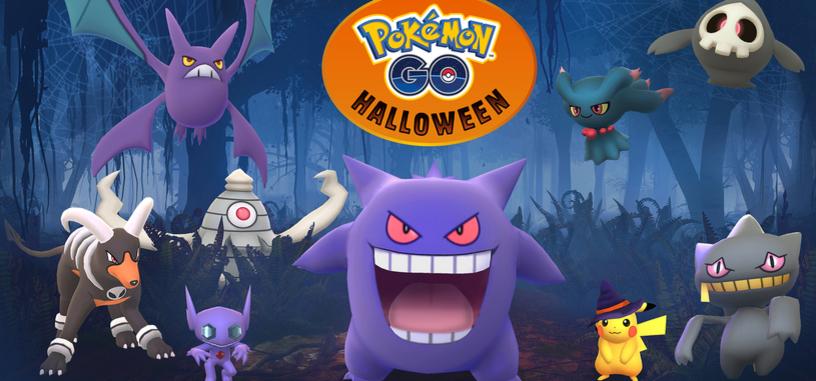 'Pokémon Go' anuncia las novedades y recompensas de su evento de Halloween de este año