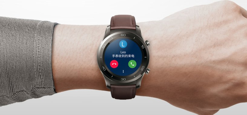 Huawei incluye una eSIM en el Watch 2 Pro con Android Wear 2.0