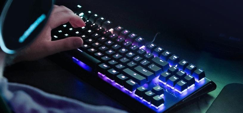 SteelSeries presenta el teclado compacto APEX MX750 TKL