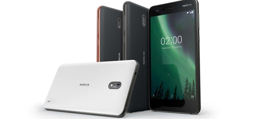 HMD Global presenta el Nokia 2, con una batería de 4100 mAh y un precio de 99 euros