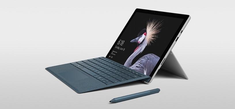Microsoft anuncia el modelo con LTE de la Surface Pro