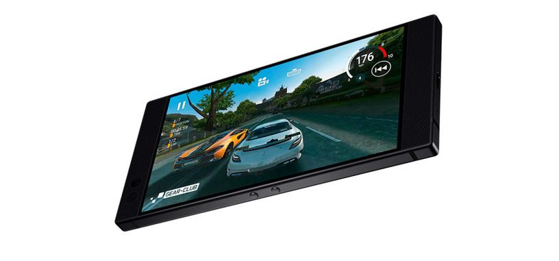 Razer Phone presentado, Snapdragon 835, pantalla de 120 Hz, 4000 mAh, THX, y más