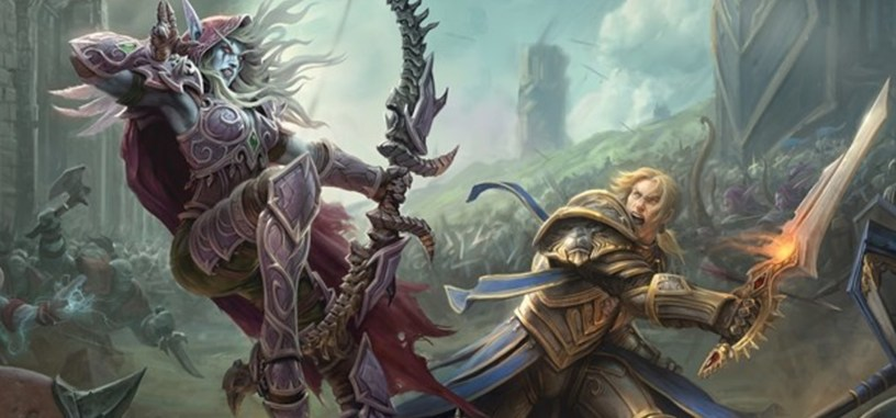 'Battle for Azeroth' es la próxima expansión de 'World of Warcraft'