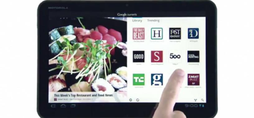 Google Currents ya disponible en España para Android e iOS