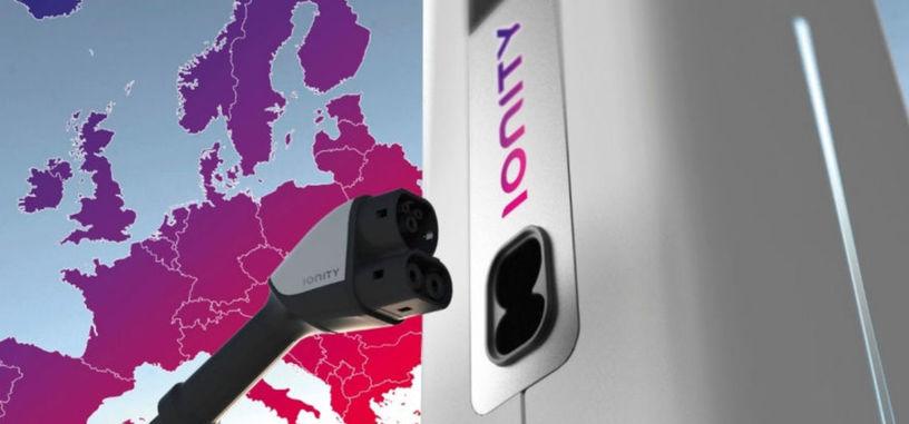 Varios fabricantes de coches crean una red de recarga paneuropea para vehículos eléctricos