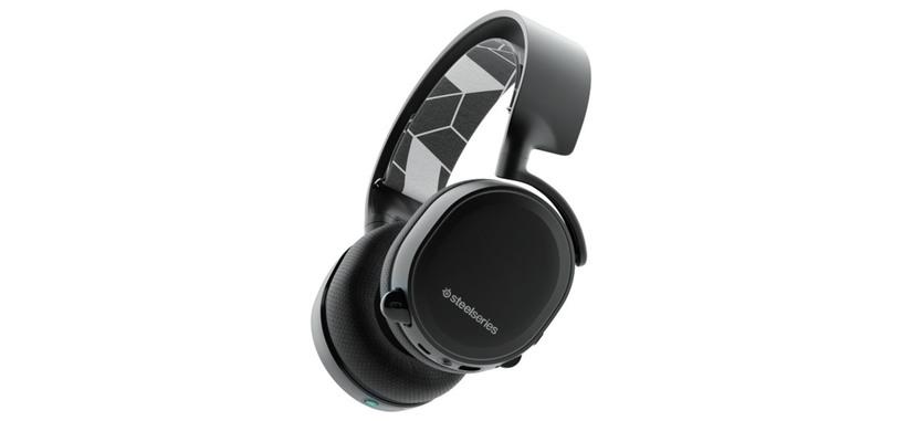 SteelSeries presenta Arctis 3, auriculares Bluetooth con sonido 7.1