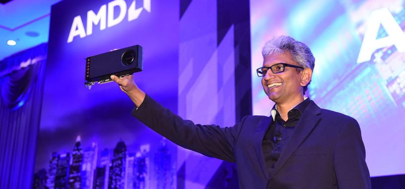 Raja Koduri dimite como vicepresidente de Radeon Technologies Group de AMD
