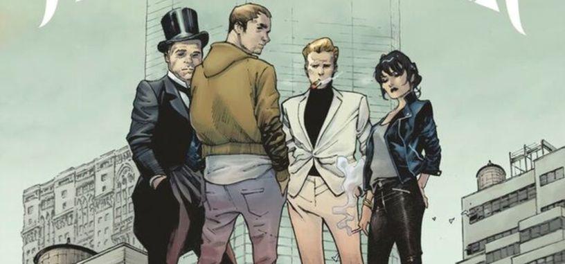 Netflix llevará 'The Magic Order' de los cómics a serie de televisión