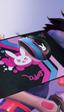 Razer presenta periféricos inspirados en D.Va para los forofos de 'Overwatch'