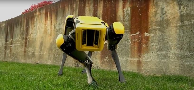Boston Dynamics pondrá a la venta su robot SpotMini en 2019