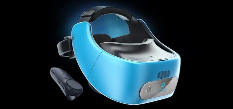 Las gafas de RV autónomas Vive Focus estarán disponibles este año en todo el mundo