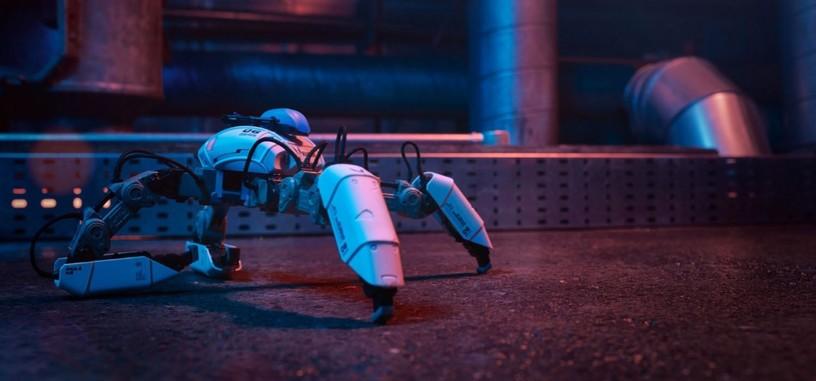 MekaMon es el robot de combate que puedes controlar desde tu teléfono