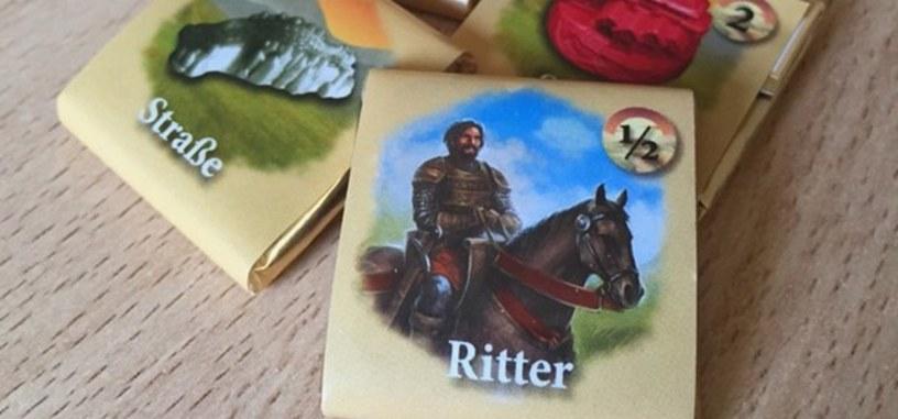 Si te gusta jugar a 'Los colonos de Catan', ahora podrás comerte el juego