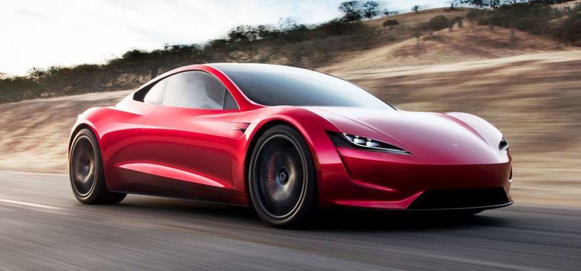 Tesla va a por todas con su nuevo Roadster, sus 400 km/h y autonomía de hasta 1000 km