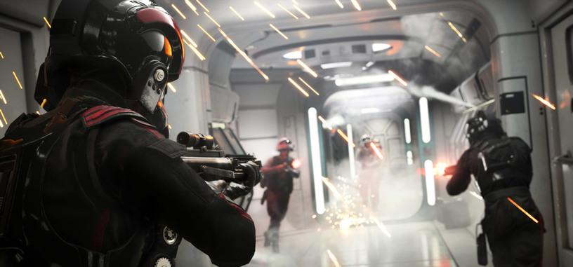 Toma de contacto con 'Star Wars Battlefront II'