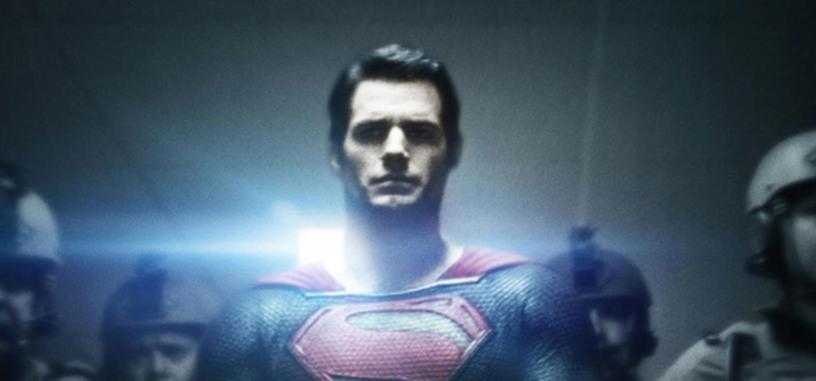 El nuevo póster de Man of Steel muestra un Superman más sombrío