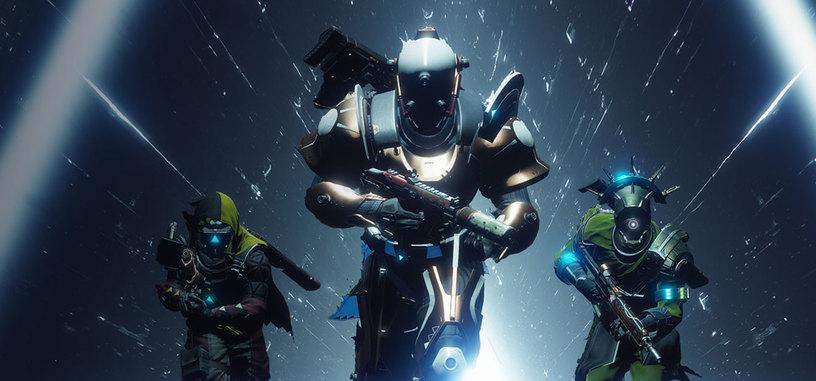 Bungie publica el itinerario de desarrollo de 'Destiny 2' para acallar las críticas