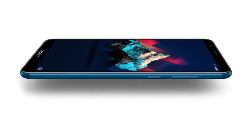 El Honor 7X llega a Europa por 299 euros, pantalla de 6 pulgadas de 2160 × 1080 píxeles
