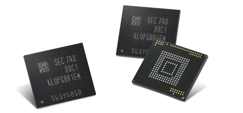 La nueva especificación UFS 3.0 permitirá almacenamiento de hasta 2.9 GB/s en móviles