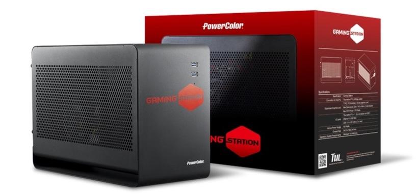 PowerColor presenta una nueva caja para tarjeta gráfica externa