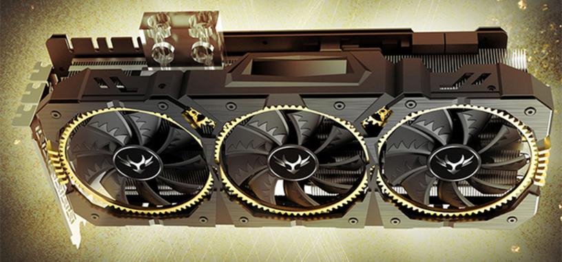 Colorful pone a la venta la iGame GeForce GTX 1080 Ti Kudan